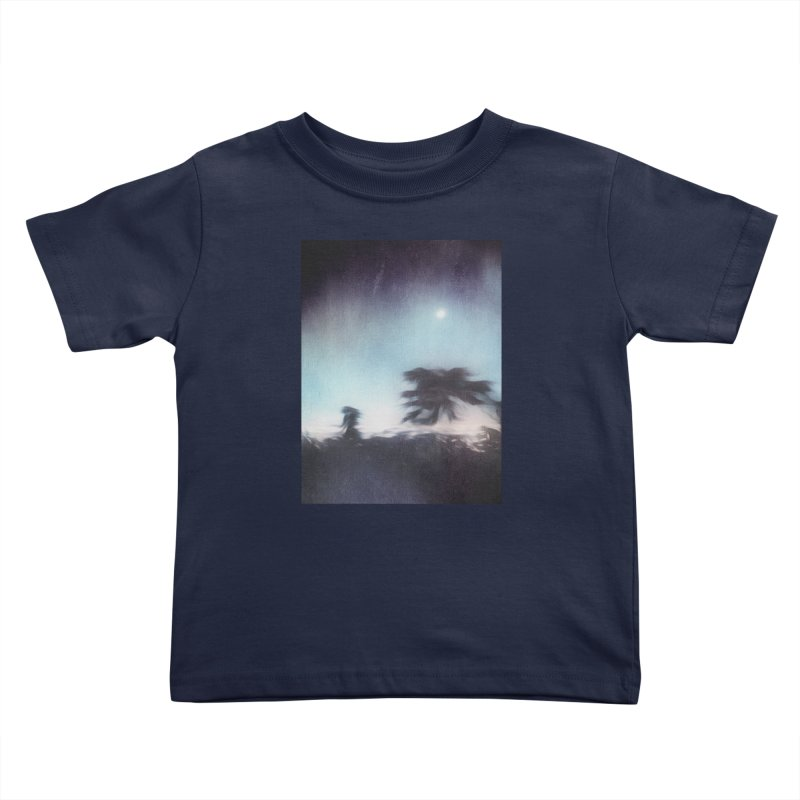 Keep Running. Kids Toddler T-Shirt by Andrea Snider's Artist Shop