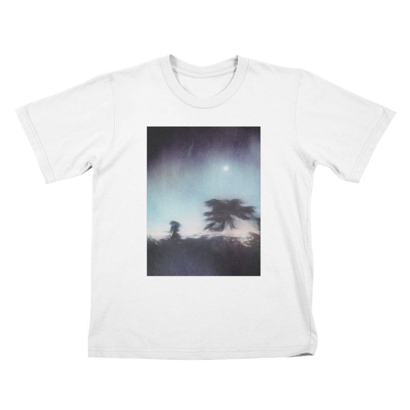 Keep Running. Kids T-Shirt by Andrea Snider's Artist Shop