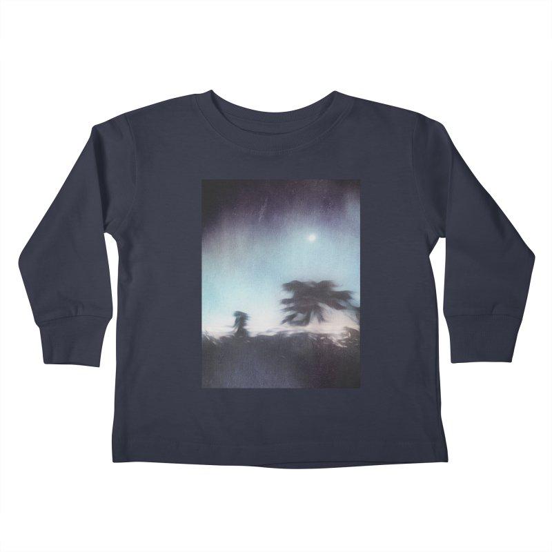 Keep Running. Kids Toddler Longsleeve T-Shirt by Andrea Snider's Artist Shop