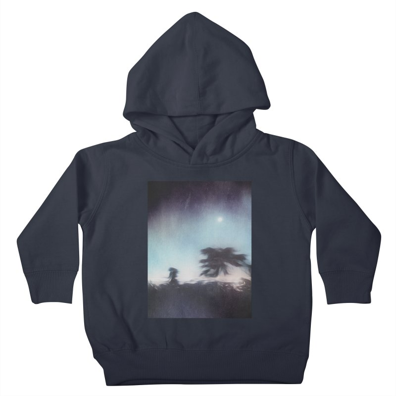 Keep Running. Kids Toddler Pullover Hoody by Andrea Snider's Artist Shop