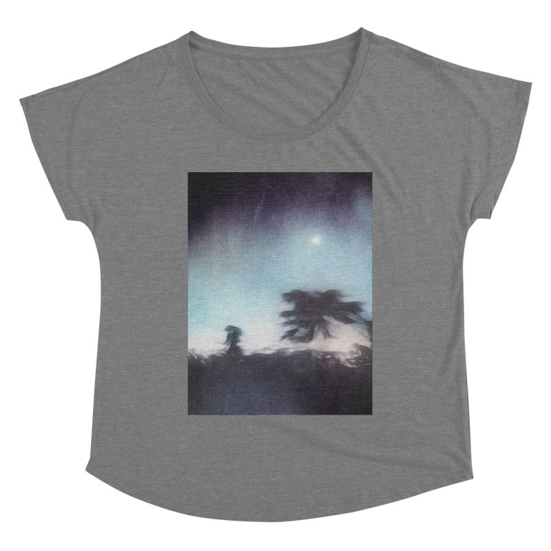 Keep Running. Women's Scoop Neck by Andrea Snider's Artist Shop