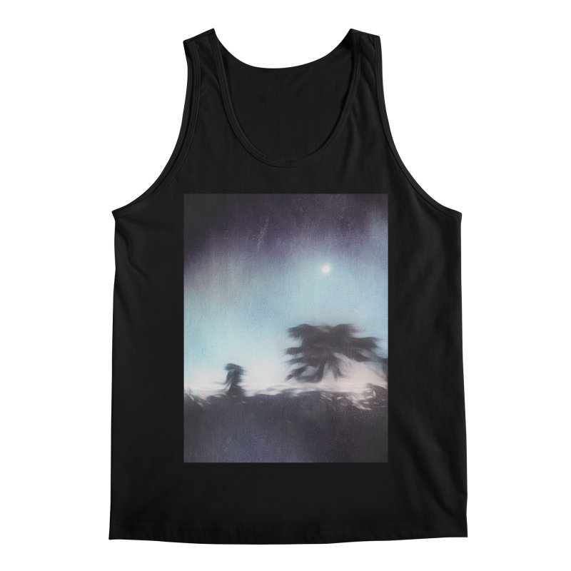 Keep Running. Men's Regular Tank by Andrea Snider's Artist Shop