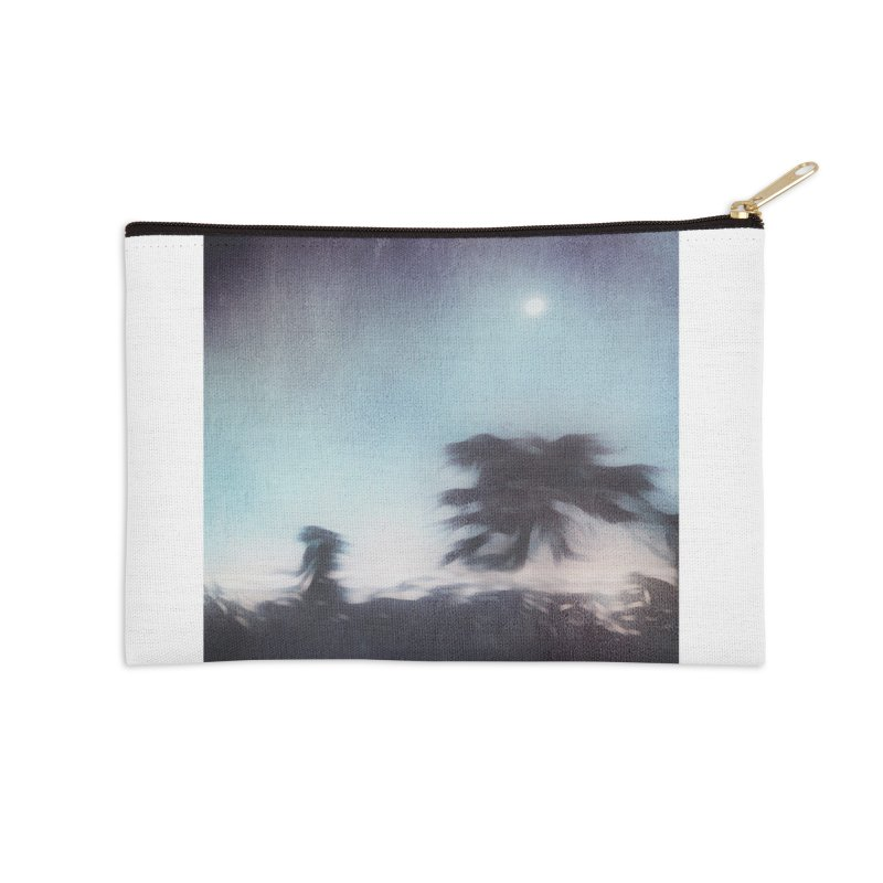 Keep Running. Accessories Zip Pouch by Andrea Snider's Artist Shop