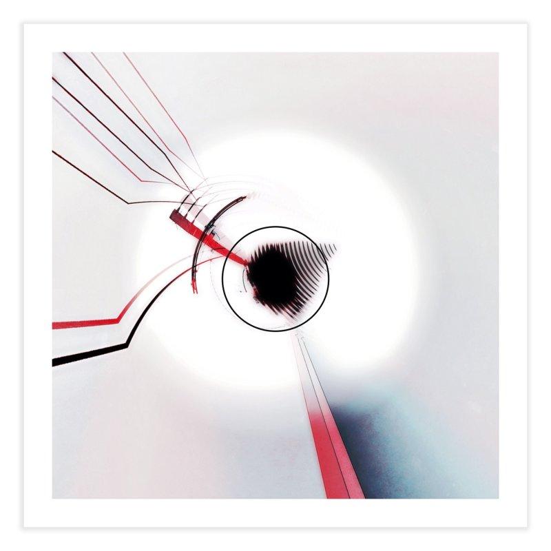 Eye of the Beholder. Home Fine Art Print by Andrea Snider's Artist Shop