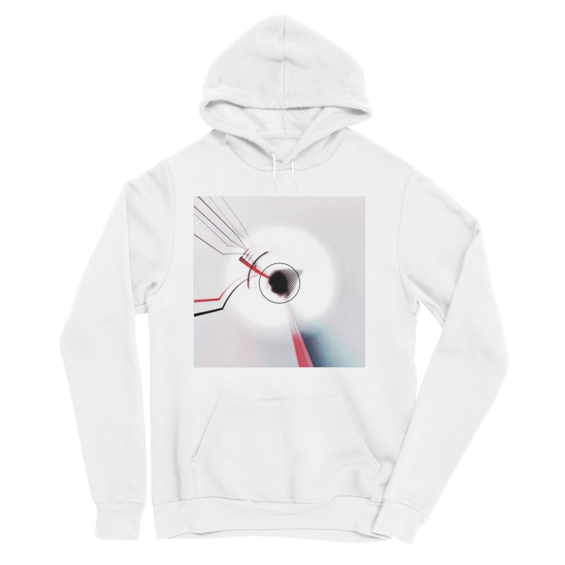 Eye of the Beholder. Women's Sponge Fleece Pullover Hoody by Andrea Snider's Artist Shop