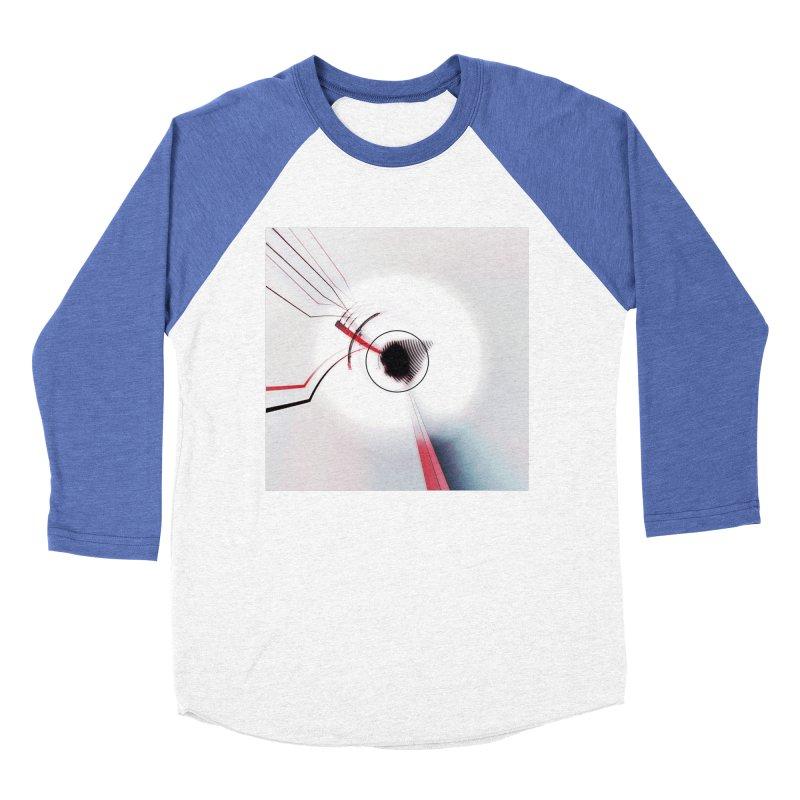 Eye of the Beholder. Women's Baseball Triblend Longsleeve T-Shirt by Andrea Snider's Artist Shop