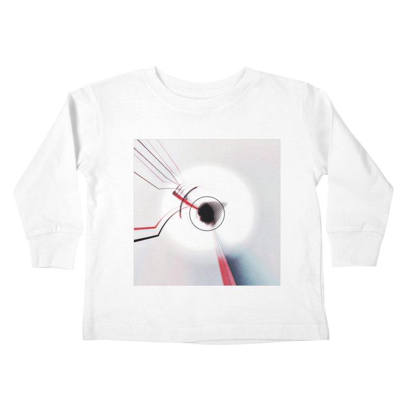Eye of the Beholder. Kids Toddler Longsleeve T-Shirt by Andrea Snider's Artist Shop