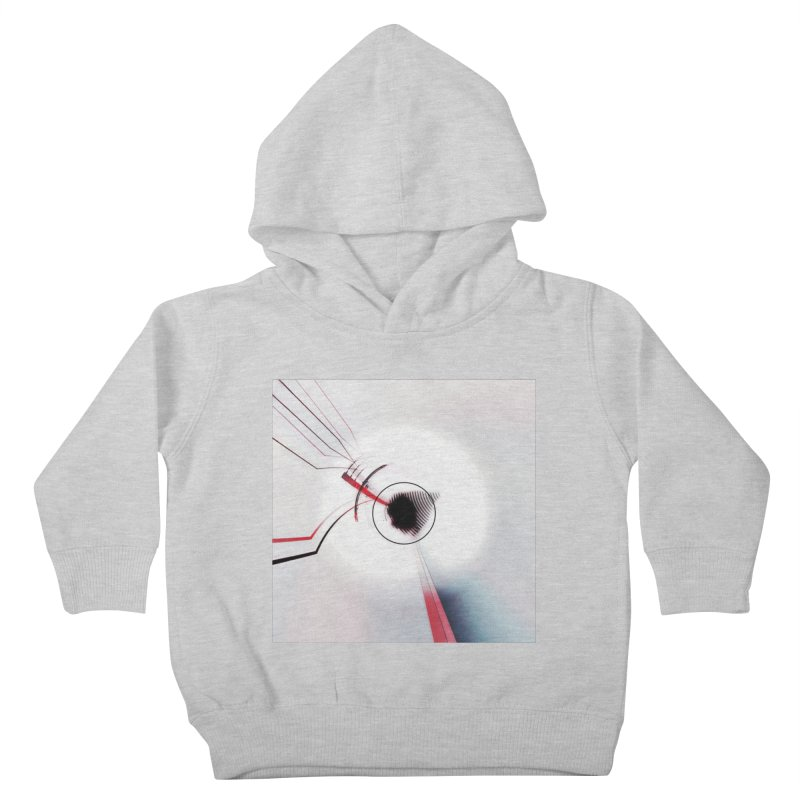 Eye of the Beholder. Kids Toddler Pullover Hoody by Andrea Snider's Artist Shop