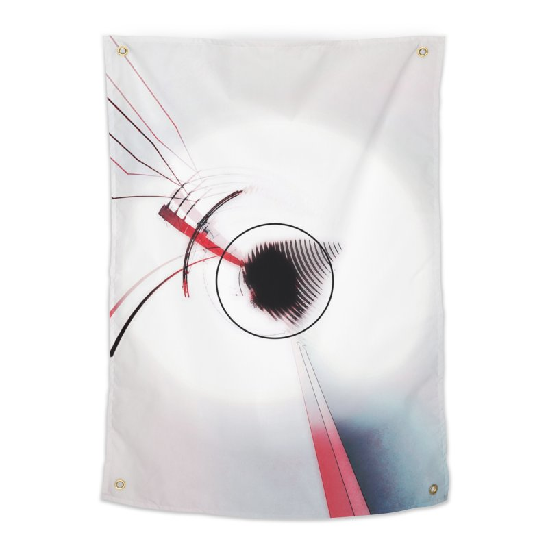 Eye of the Beholder. Home Tapestry by Andrea Snider's Artist Shop