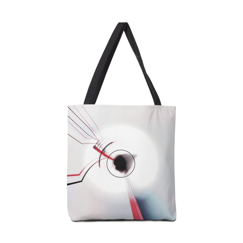 Eye of the Beholder. Accessories Bag by Andrea Snider's Artist Shop