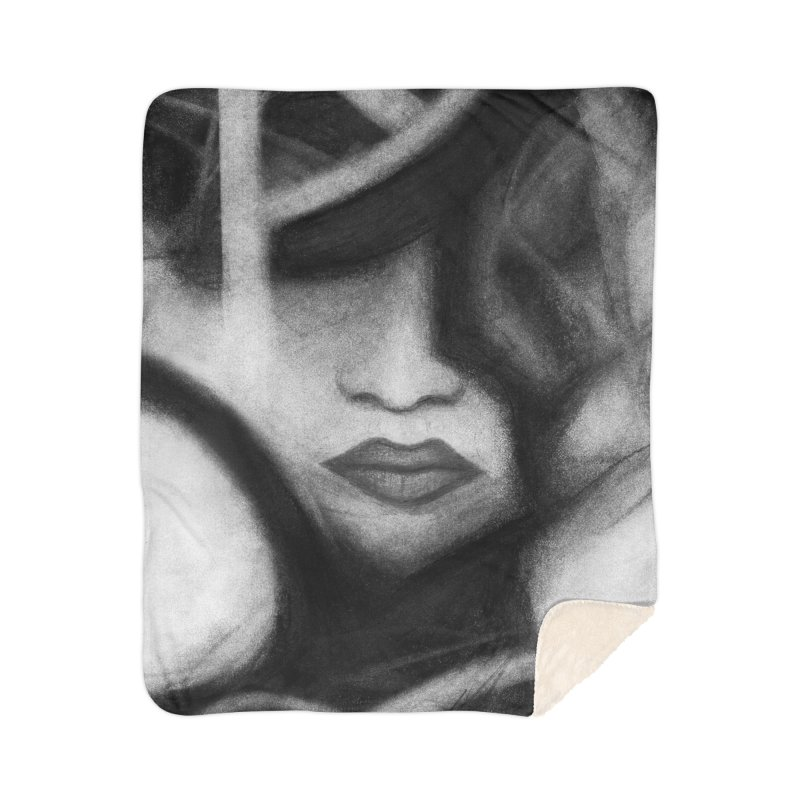 The Commander. Home Blanket by Andrea Snider's Artist Shop