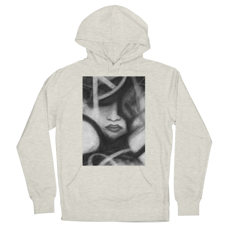 The Commander. Men's French Terry Pullover Hoody by Andrea Snider's Artist Shop
