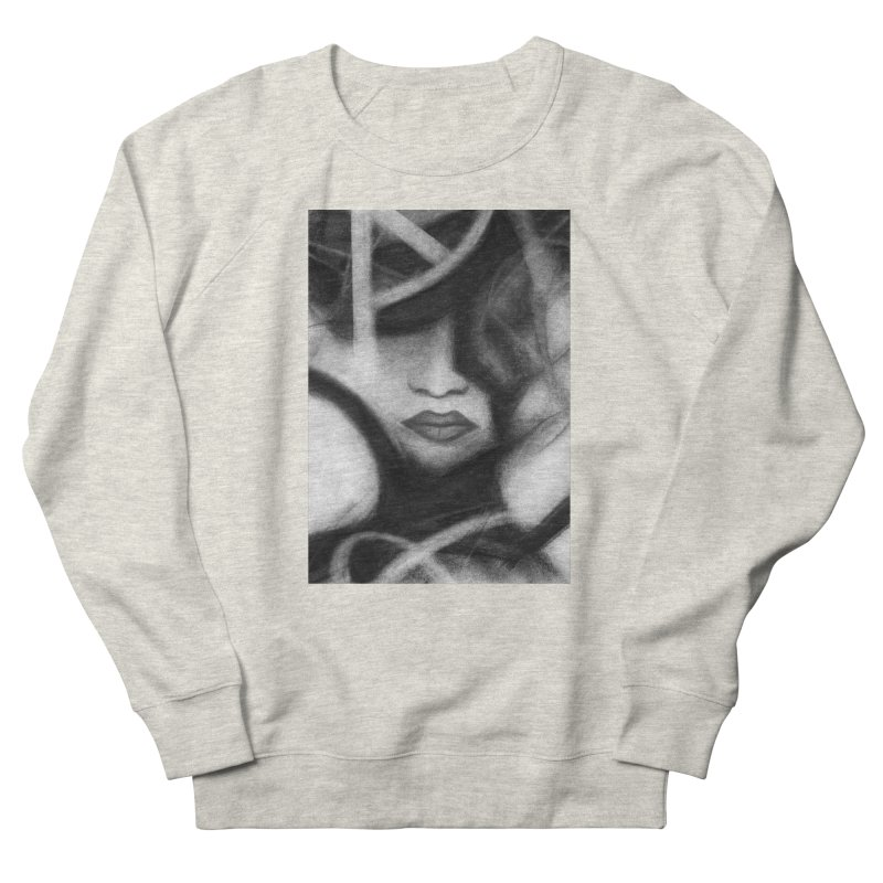 The Commander. Men's French Terry Sweatshirt by Andrea Snider's Artist Shop