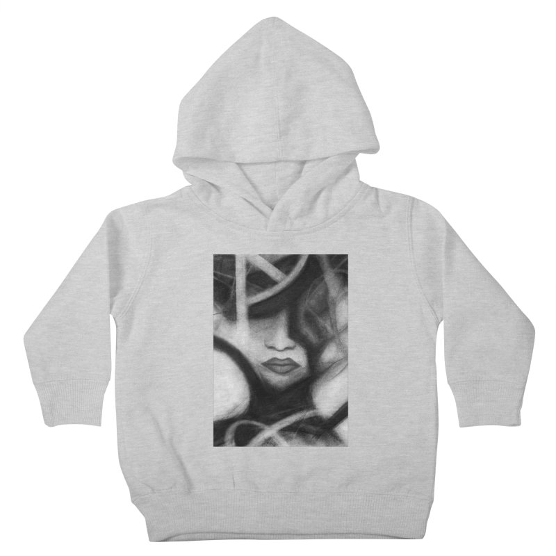 The Commander. Kids Toddler Pullover Hoody by Andrea Snider's Artist Shop