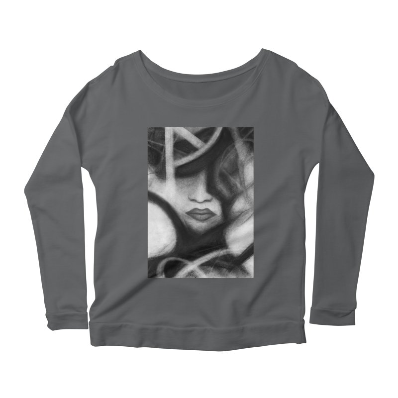 The Commander. Women's Longsleeve T-Shirt by Andrea Snider's Artist Shop