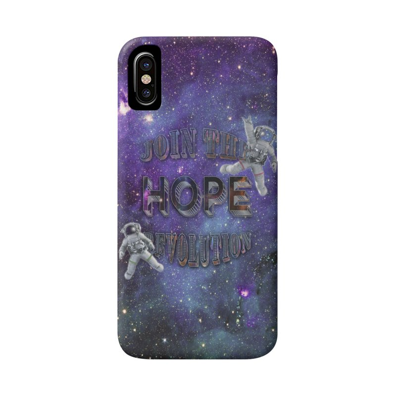 Hope Revolution. Accessories Phone Case by Andrea Snider's Artist Shop