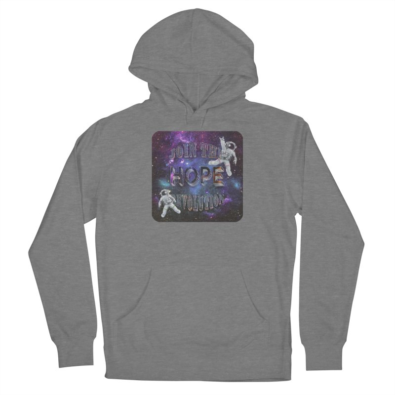 Hope Revolution. Women's Pullover Hoody by Andrea Snider's Artist Shop