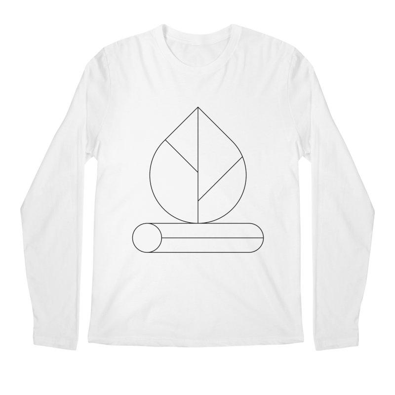 Firewood Men's Regular Longsleeve T-Shirt by Andreas Wikström — Shop