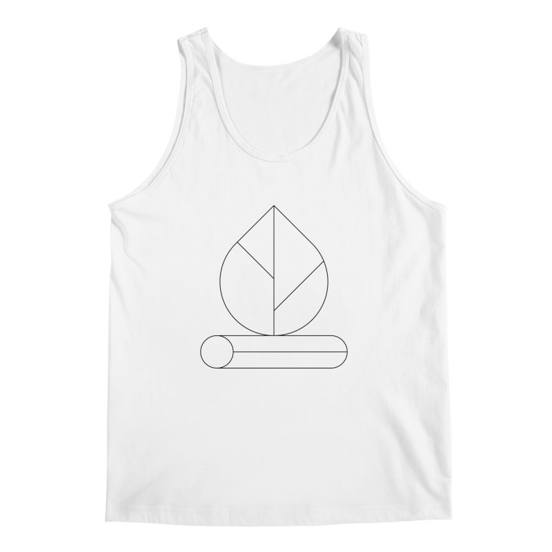 Firewood Men's Tank by Andreas Wikström — Shop