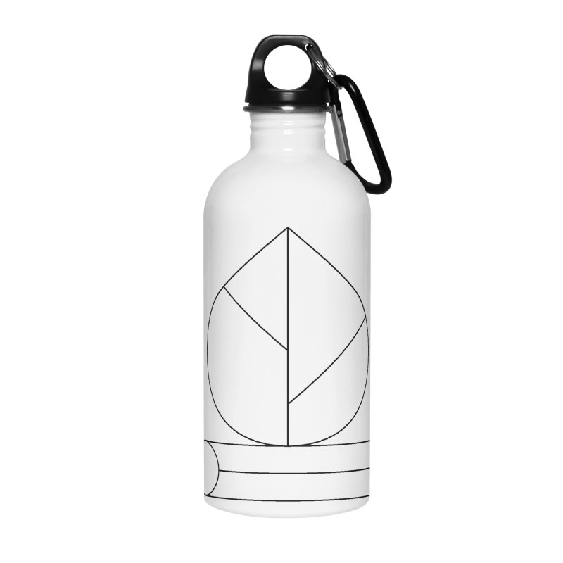 Firewood Accessories Water Bottle by Andreas Wikström — Shop