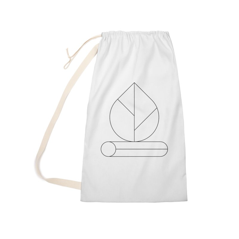 Firewood Accessories Laundry Bag Bag by Andreas Wikström — Shop
