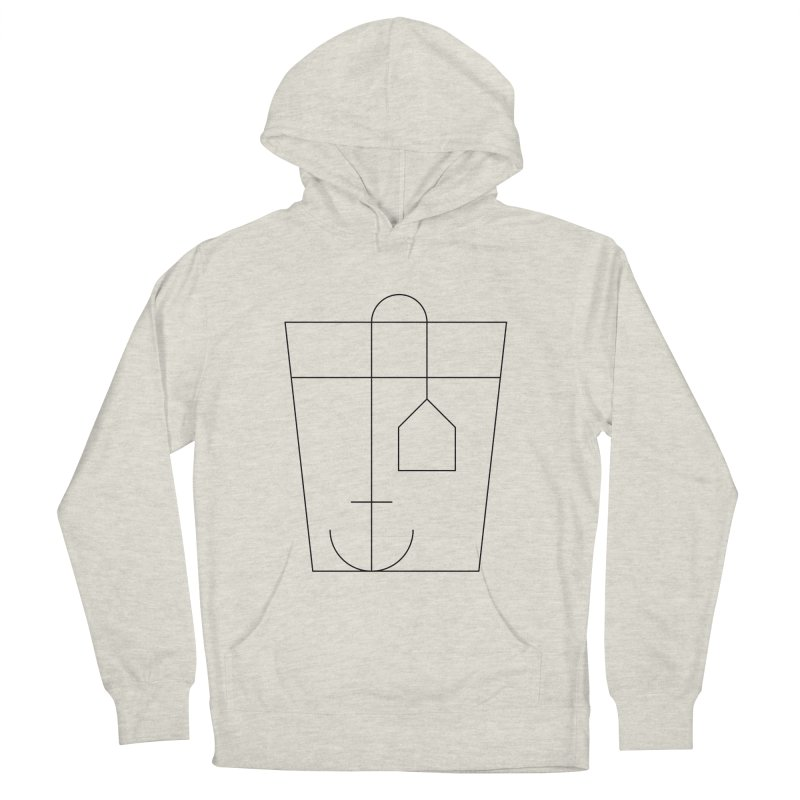 Heavy drinking Men's French Terry Pullover Hoody by Andreas Wikström — Shop