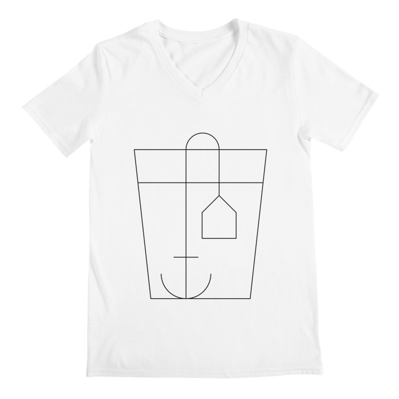 Heavy drinking Men's V-Neck by Andreas Wikström — Shop