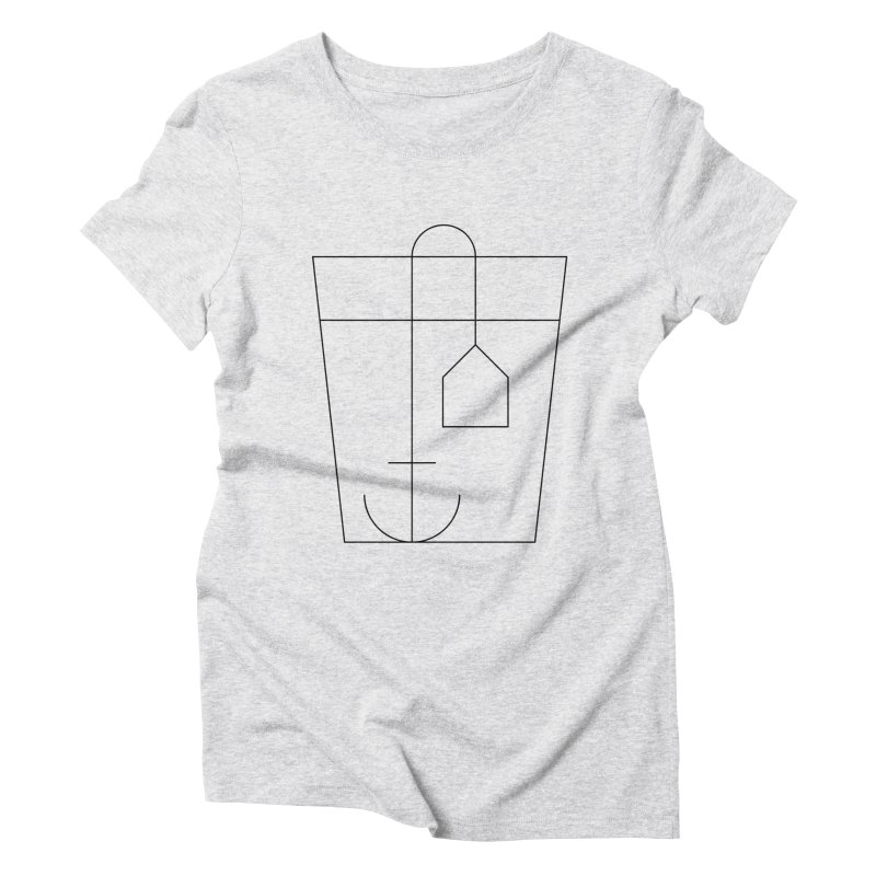 Heavy drinking Women's Triblend T-Shirt by Andreas Wikström — Shop