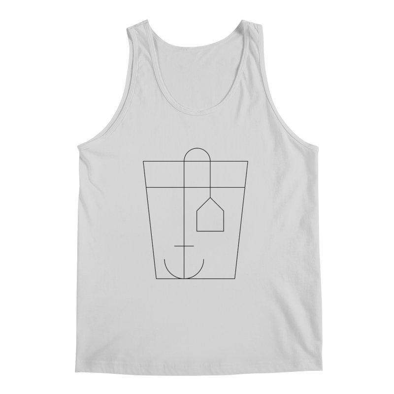 Heavy drinking Men's Regular Tank by Andreas Wikström — Shop