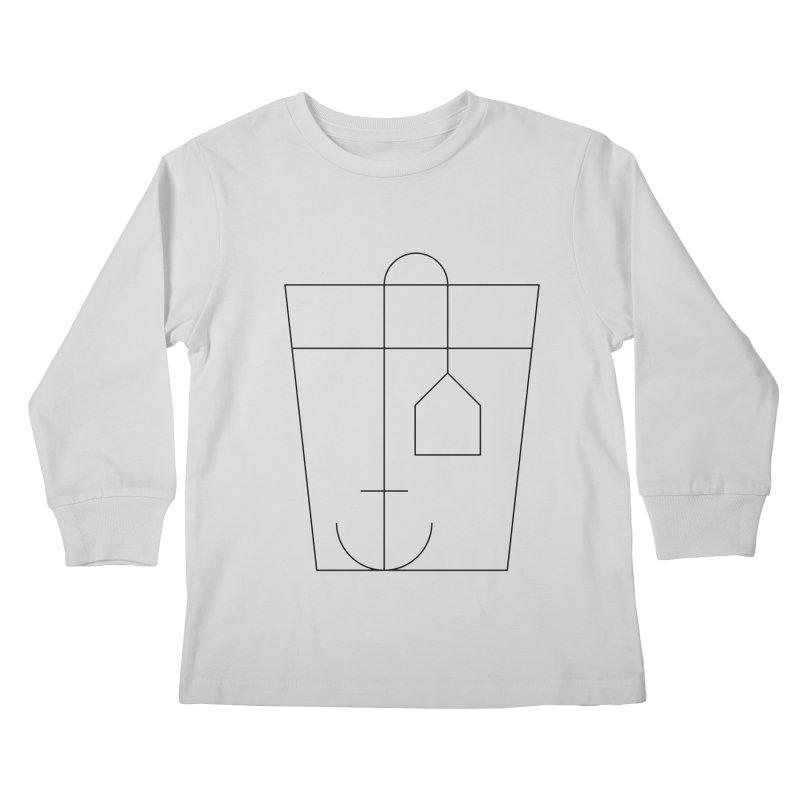Heavy drinking Kids Longsleeve T-Shirt by Andreas Wikström — Shop
