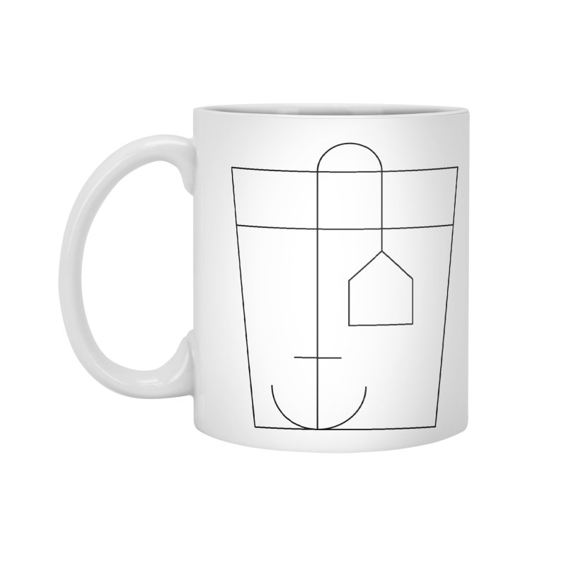 Heavy drinking Accessories Standard Mug by Andreas Wikström — Shop