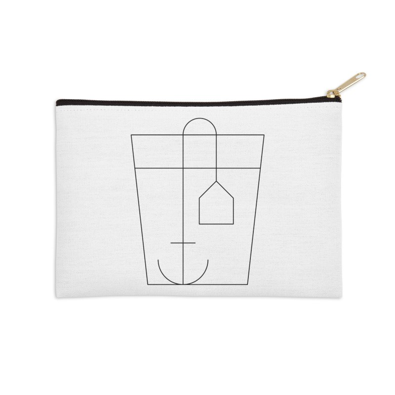 Heavy drinking Accessories Zip Pouch by Andreas Wikström — Shop