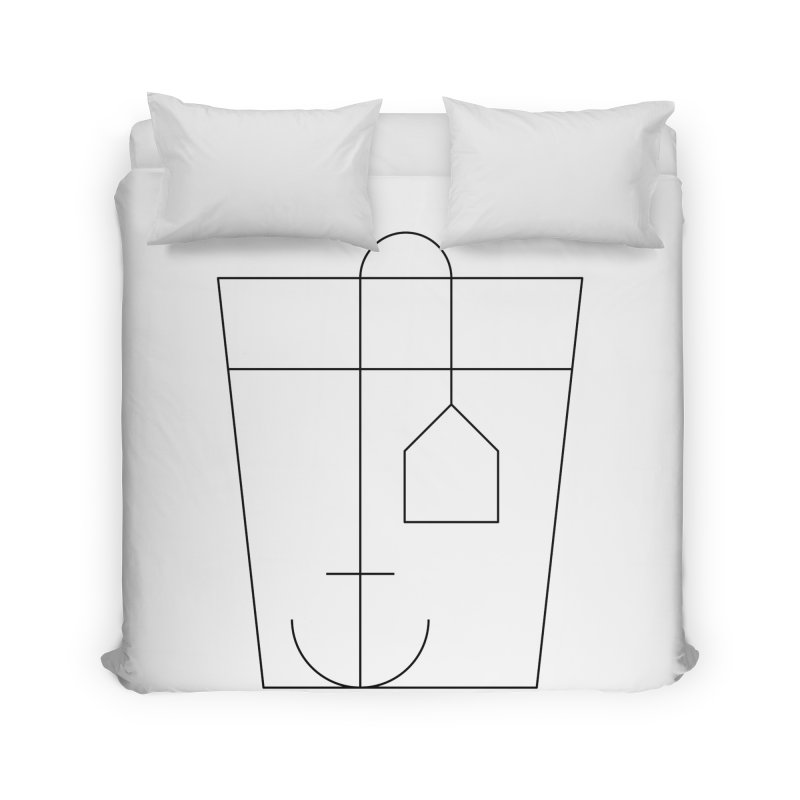 Heavy drinking Home Duvet by Andreas Wikström — Shop