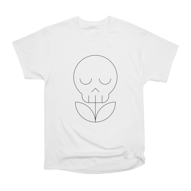 Death from a rose Men's Heavyweight T-Shirt by Andreas Wikström — Shop