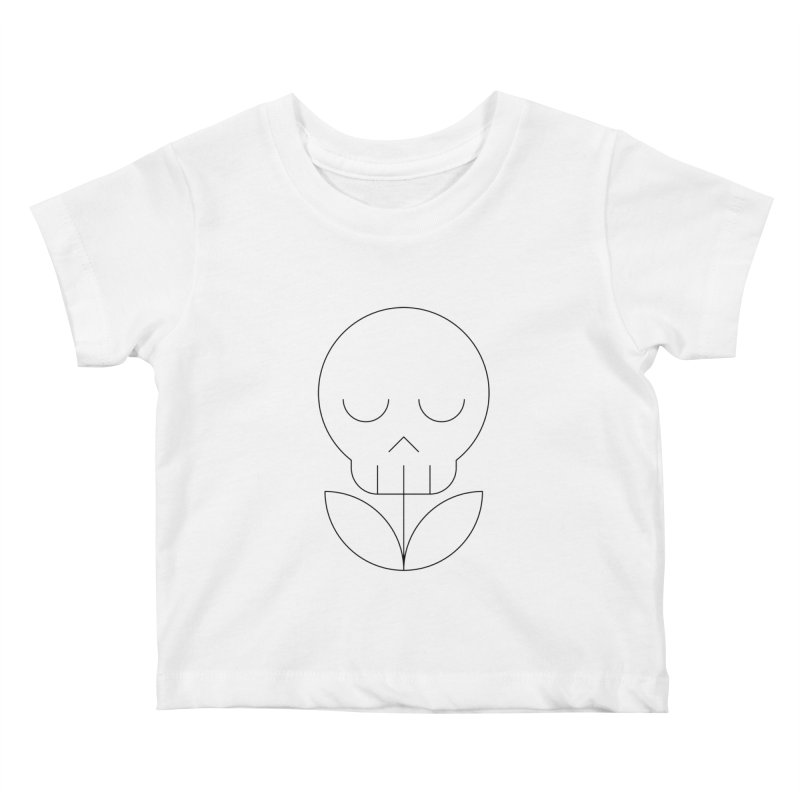 Death from a rose Kids Baby T-Shirt by Andreas Wikström — Shop