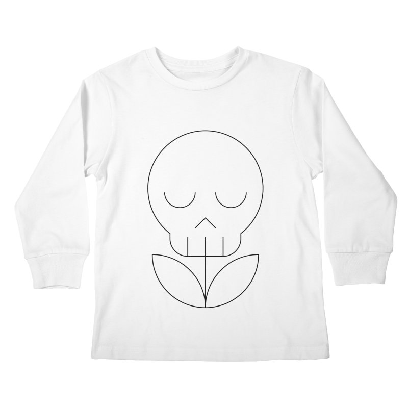 Death from a rose Kids Longsleeve T-Shirt by Andreas Wikström — Shop