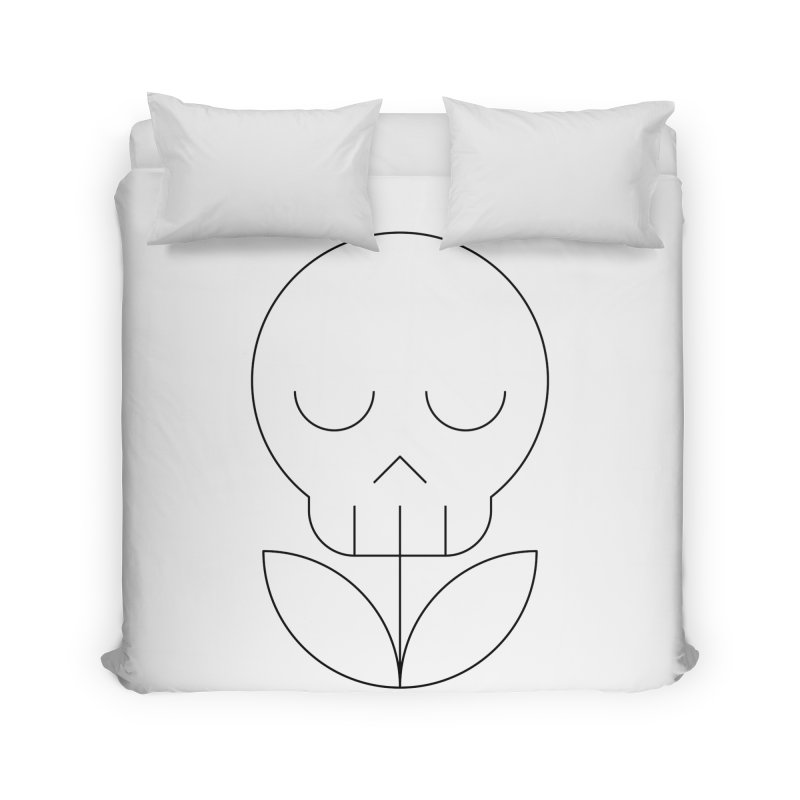 Death from a rose Home Duvet by Andreas Wikström — Shop