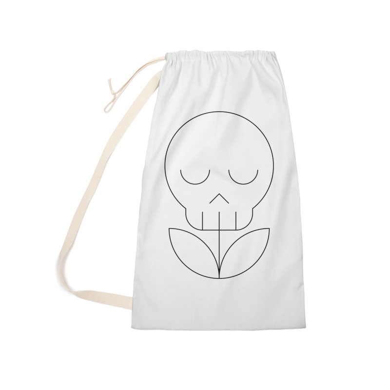 Death from a rose Accessories Laundry Bag Bag by Andreas Wikström — Shop