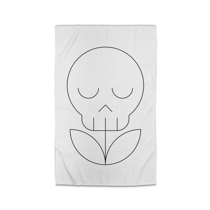 Death from a rose Home Rug by Andreas Wikström — Shop