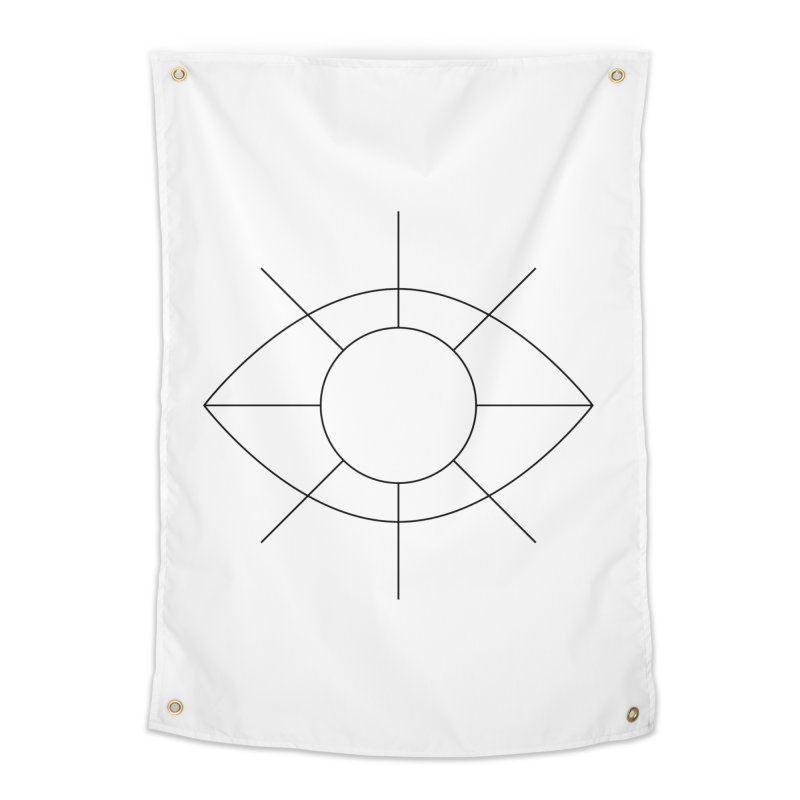 Eye see the sun Home Tapestry by Andreas Wikström — Shop