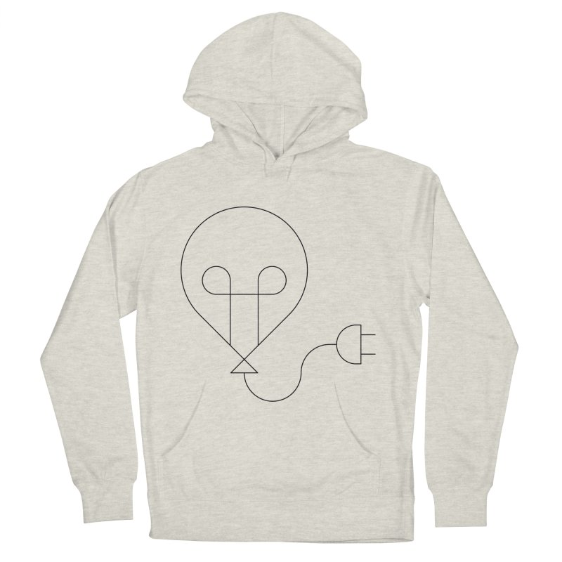 Floating ideas Women's French Terry Pullover Hoody by Andreas Wikström — Shop