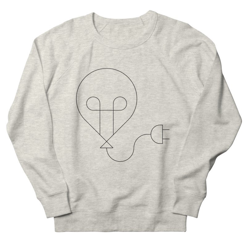 Floating ideas Men's French Terry Sweatshirt by Andreas Wikström — Shop
