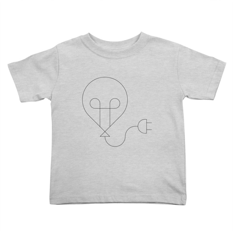 Floating ideas Kids Toddler T-Shirt by Andreas Wikström — Shop