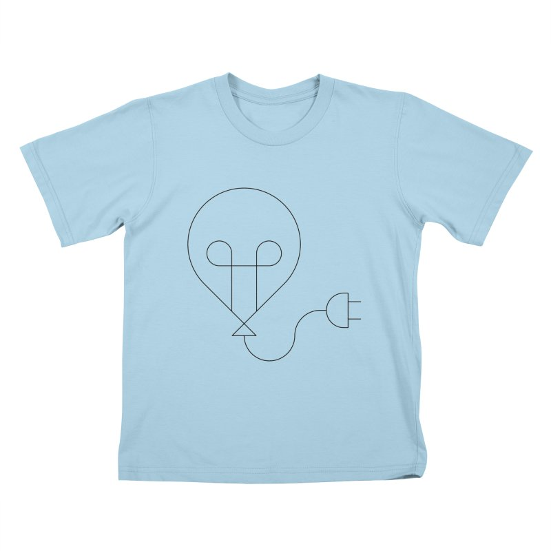 Floating ideas Kids T-Shirt by Andreas Wikström — Shop