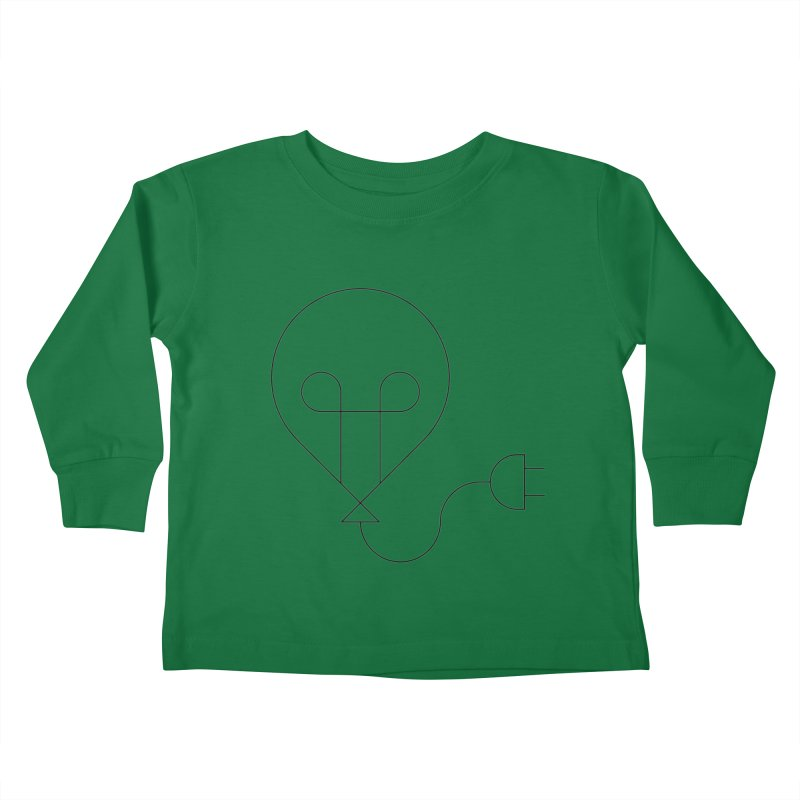 Floating ideas Kids Toddler Longsleeve T-Shirt by Andreas Wikström — Shop