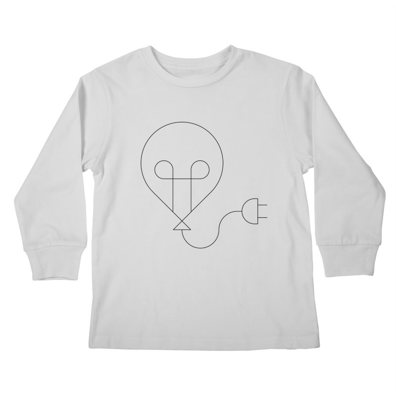 Floating ideas Kids Longsleeve T-Shirt by Andreas Wikström — Shop