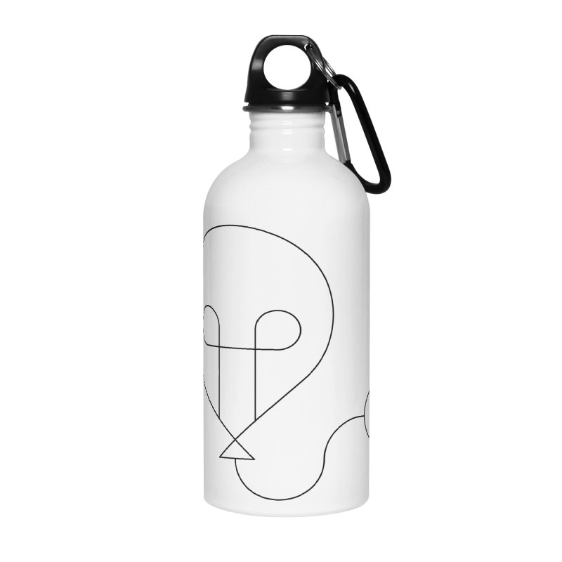 Floating ideas Accessories Water Bottle by Andreas Wikström — Shop