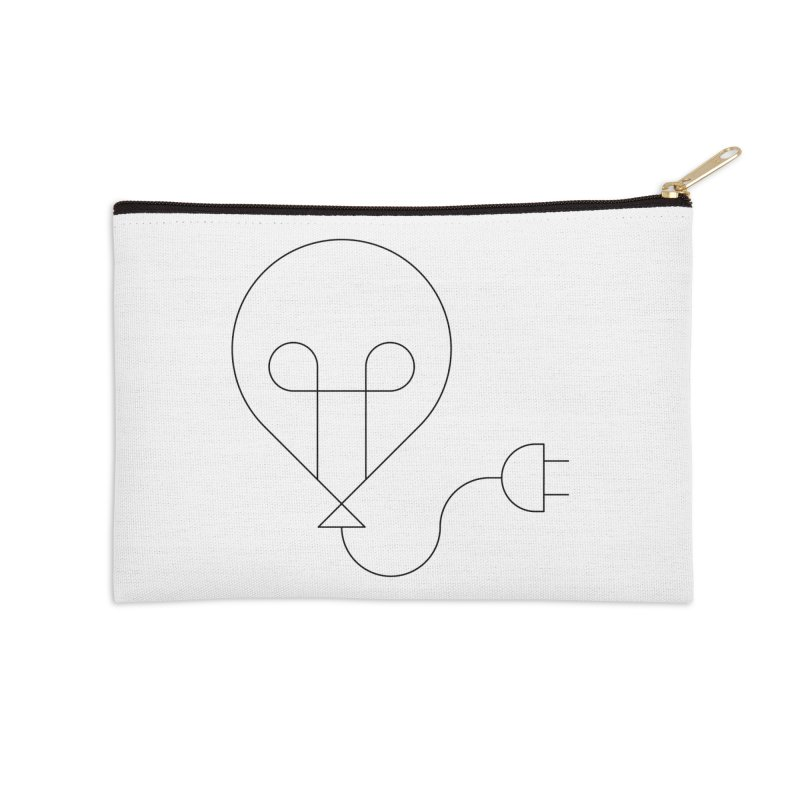 Floating ideas Accessories Zip Pouch by Andreas Wikström — Shop