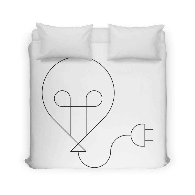 Floating ideas Home Duvet by Andreas Wikström — Shop
