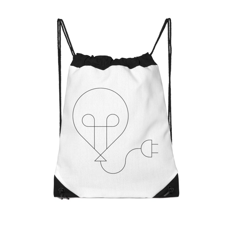 Floating ideas Accessories Drawstring Bag Bag by Andreas Wikström — Shop